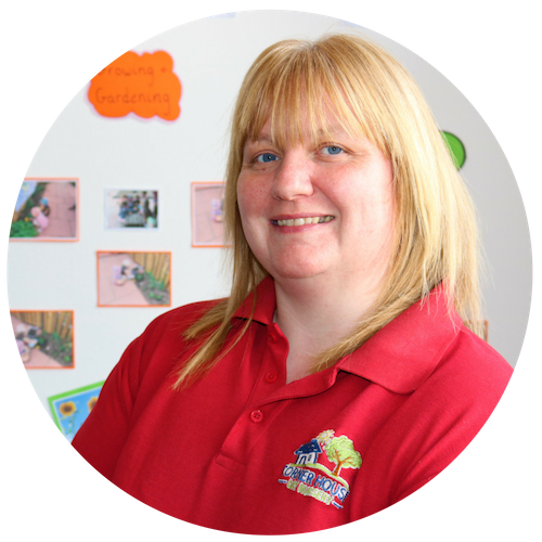 Deputy Manager - Andrea Brown