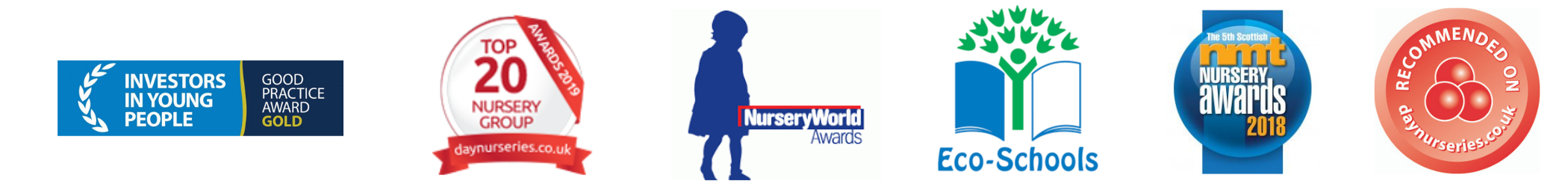 Corner House Nursery Awards